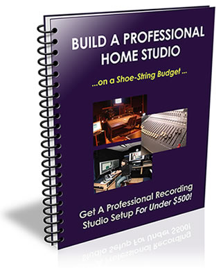 Build A Professional Home Studio On A Budget